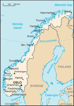 Norge Wikipedia
