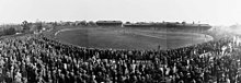 Norwood vs Port Adelaide, 1929 SANFL Grand Final, Adelaide Oval.jpg