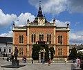 Novi Sad (Újvidék, Neusatz, Нови Сад) - bishop palace.JPG