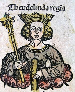 Theodelinda