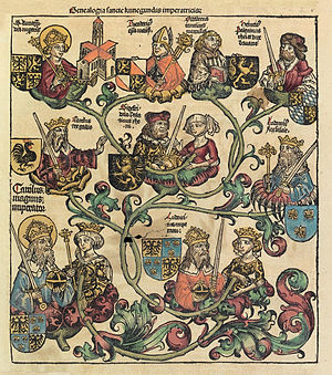 Judith of Bavaria (died 843) - Family Tree of Charlemagne
