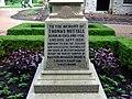 Nuttall memorial at the Missouri Botanical Garden.jpg