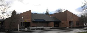 Woodburn, Oregon - Woodburn city hall