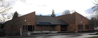 Woodburn, Oregon - Woodburn city hall