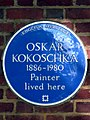 OSKAR KOKOSCHKA 1886-1980 Painter lived here.jpg