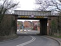 OakTree Junction , Railbridge. - geograph.org.uk - 146678.jpg