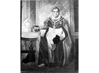 Juan José de Aycinena y Piñol - Aycinena in the 1850s.