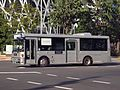Odakyu Hakone Highway Bus 601 Hyatt Regency Tokyo Shuttle Version 2009.jpg