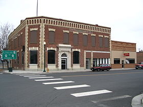 Odessa, Washington - Thiel Block.JPG