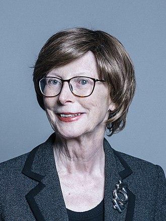Patricia Hollis, Baroness Hollis of Heigham - Baroness Hollis of Heigham