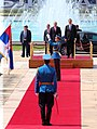Official visit of President Rumen Radev to the Republic of Serbia 2018 02.jpg