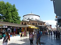 Ohrid - downtown - P1100792.JPG