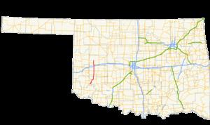 Oklahoma State Highway 44