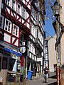 Old City Street Scene - Marburg - Germany - 01.jpg