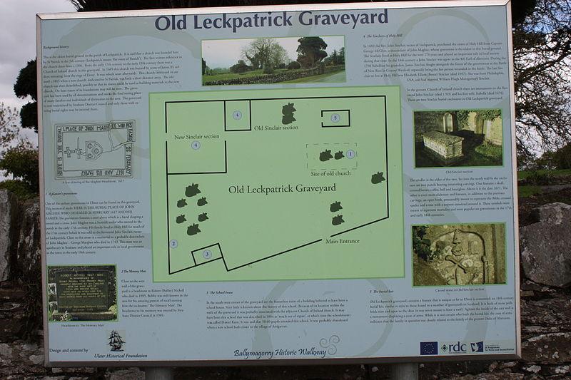 File:Old Leckpatrick Graveyard, Ballymagorry, May 2010 (01).JPG