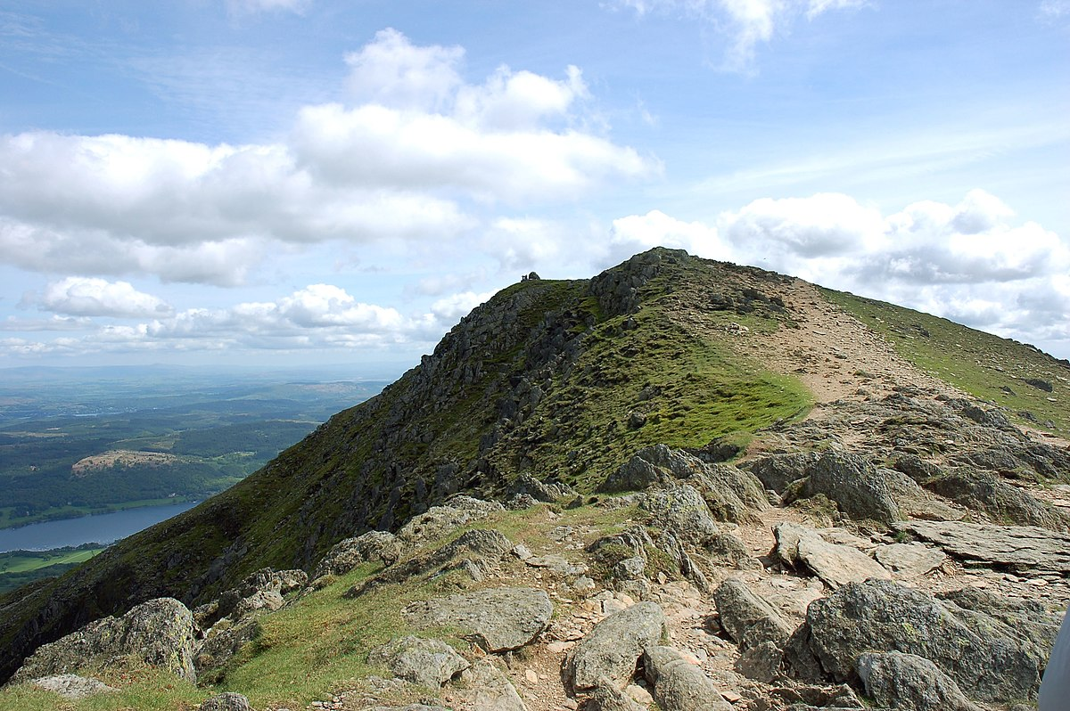 Old Man of Coniston - Wikipedia