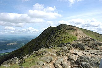Old Man of Coniston - Image: Old Man of Coniston panoramio