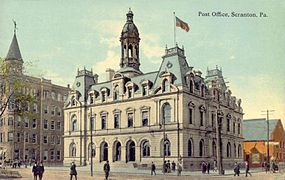 Old Post Office, Scranton, PA