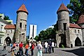 Old Town of Tallinn, Tallinn, Estonia - panoramio (23).jpg