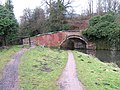 Oldington Bridge (No. 10) looking in direction of Stourport, Staffs and Worcs Canal - geograph.org.uk - 651720.jpg