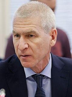 Oleg Matytsin Russian statesman