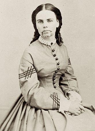 Yavapai - Olive Oatman 1863