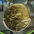 Olympic gold medal, Nova Peris, 1996, obverse.jpg
