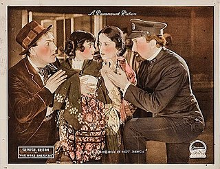 <i>One More American</i> 1918 film by William C. deMille