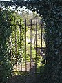 One of the gates to Stonebridge Pond Allotments - geograph.org.uk - 650224.jpg