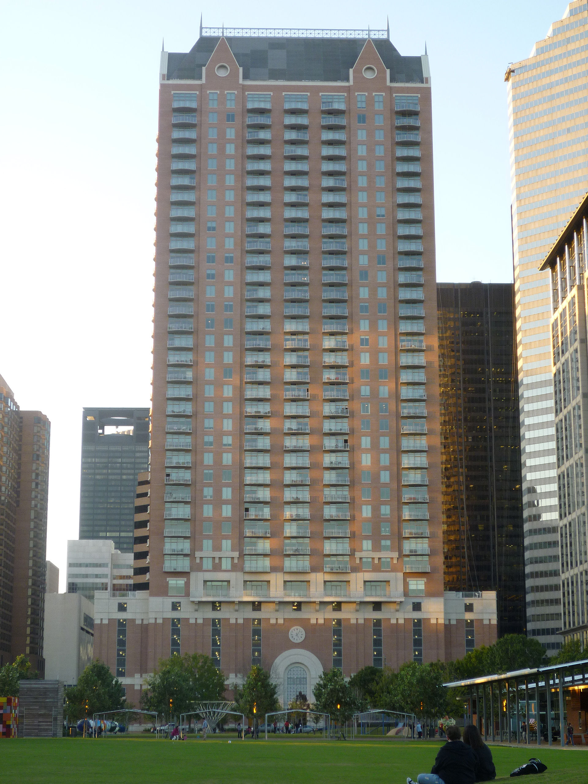 One Park Place - Wikipedia