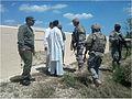 Only mobilized Va. National Guard unit serving war effort trains for Afghan convoy duty 130604-A-ZZ999-799.jpg