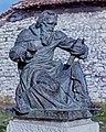 Onufri statue Berat Albania 1995 small.jpg