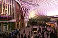 Open for business, King's Cross, Western Departures Concourse. - panoramio.jpg