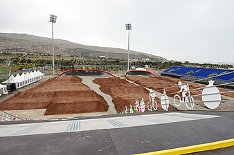Opening of the Baku Bike Park 5.jpg