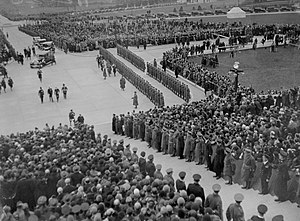 Northern Ireland - Opening of Stormont in 1932