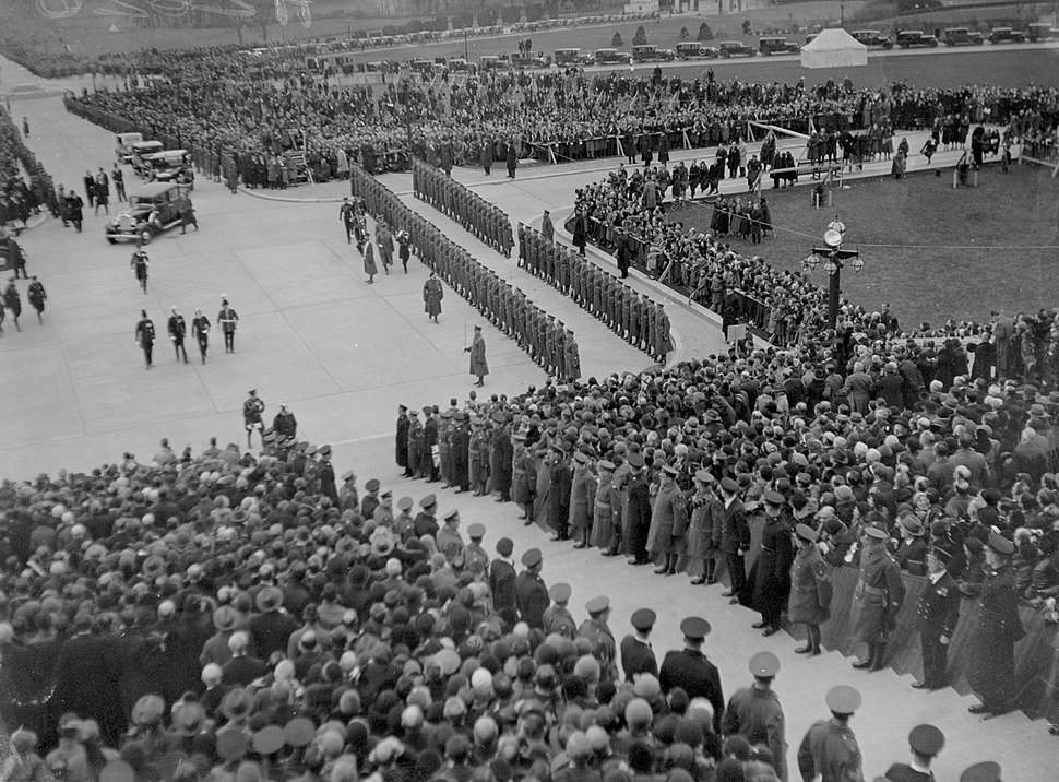 Opening of the new Northern Ireland Parliament Buildings