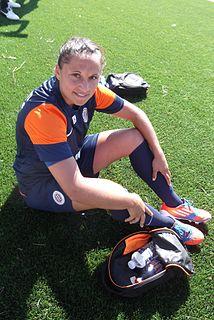 Ophélie Meilleroux association football player