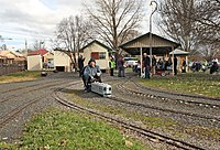 Orange NSW Miniature Railway Matthews Park