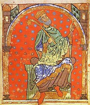 Ordoño IV of León - Image: Ordono IV of Leon big