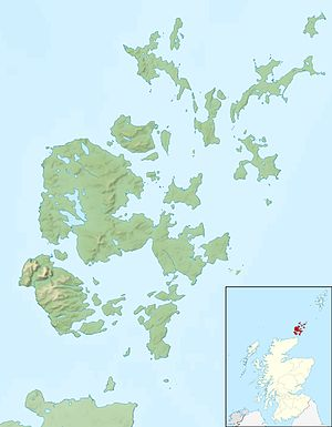 Orkney Islands UK relief location map.jpg