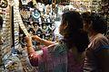 Ornament Stall - Stuart Saunders Hogg Market - Kolkata 2013-10-10 3246.JPG