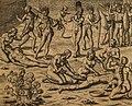 Os Filhos de Pindorama. Cannibalism in Brazil in 1557 2.jpg