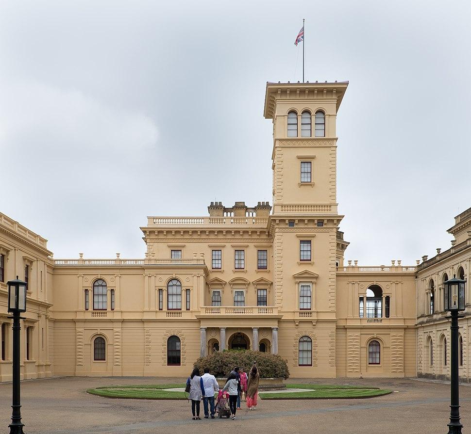 Osborne House Pavilion Wing, East Cowes