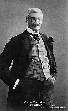 Oskar Textorius Wikipedia La Enciclopedia Libre
