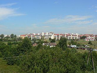 Bełchatów - Image: Osiedle Binków (Bełchatów)