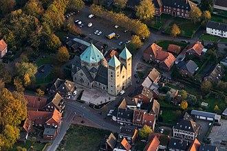 Rosendahl - Image: Osterwick, Ss. Fabian und Sebastian Kirche 2014 4158