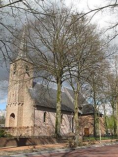 Otterlo Village in Gelderland, Netherlands