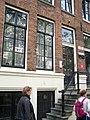 Oudezijds Achterburgwal 217 door.JPG