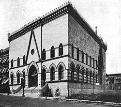 Our Lady of Lourdes Church, Manhattan, New York.jpg