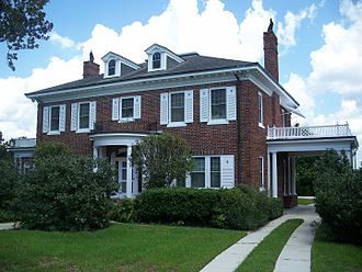 Oviedo, Florida - The Wheeler-Evans House